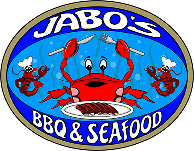 Jabos BBQ and Seafood Logo